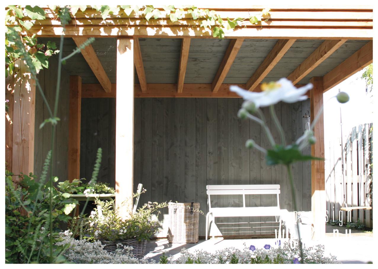 Overkapping Kleine Tuin : Overkapping in kleine tuin biedt ruimte wenzdesign exclusief