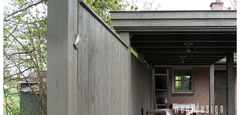 Overdekt terras archieven wenzdesign exclusief ontwerp en realisatie van buitenleven en - Veranda ou uitbreiding ...